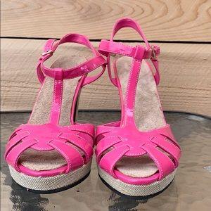 🆕 Fioni Beautifully Pink Heels 💗